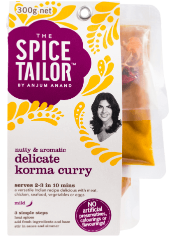 Delicate Korma Curry
