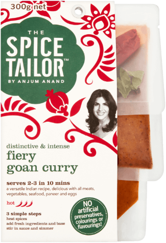 Fiery Goan Curry