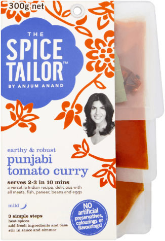 Punjabi Tomato Curry