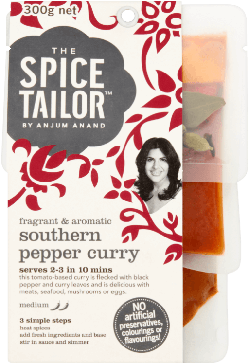 Southern Pepper Curry