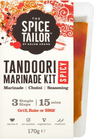 Tandoori Marinade Kits - Spicy