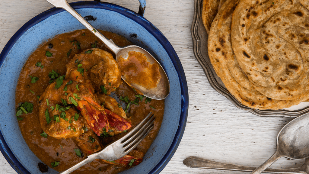 Southern Pepper Prawn Curry